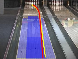 Bowling Lane Conditions USBC White 2 Review